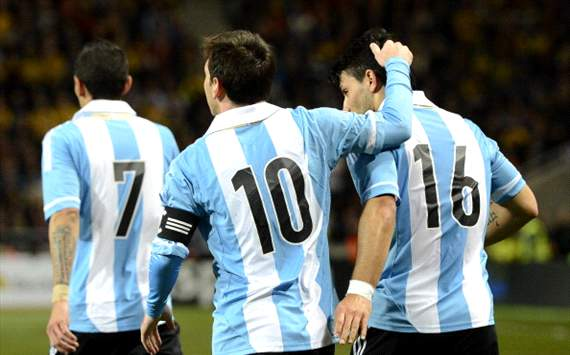 2d8352fcb Sweden 2-3 Argentina  First-half blitz clinches victory for Albiceleste