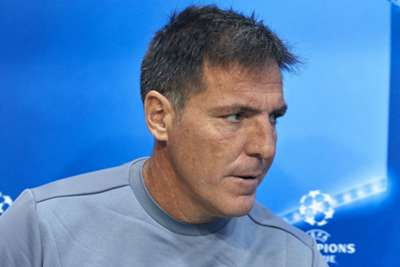 Sevilla Sack Manager Eduardo Berizzo One Week After Prostate Cancer Surgery