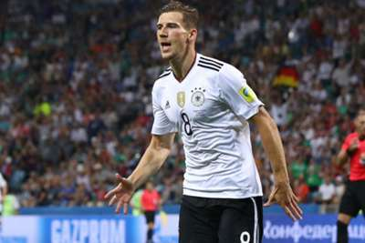 Emre Can could return to Bayern Munich if Liverpool sign Leon Goretzka
