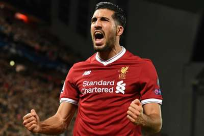 Manchester City enter race to sign Liverpool contract rebel Emre Can