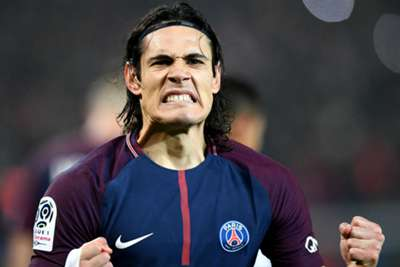 Cavani becomes PSG's all-time leading goal scorer