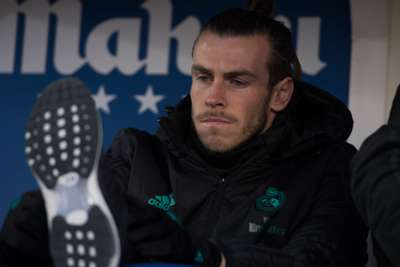 Real Madrid have made a decision on Gareth Bale