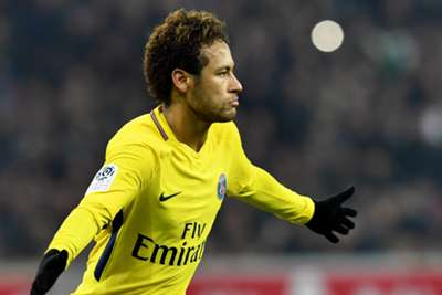 Birthday boy Neymar rested by PSG for Coupe de France tie