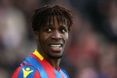 Roy Hodgson expects Wilfried Zaha to be out for a month