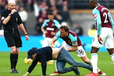 West Ham United Fans Invade Pitch After Burnley Loss, Probe Ordered