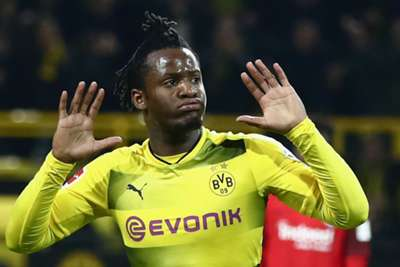 Batshuayi relieved after breaking Borussia Dortmund dry spell with match-winning double class=