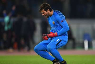 Roma Say Alisson Is Not for Sale in Latest Rumours
