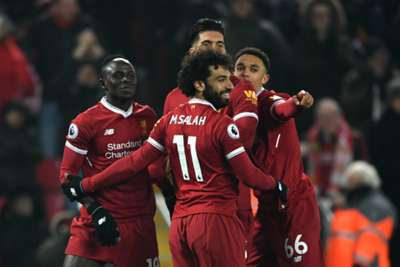 Liverpool stride into second with win over Newcastle United