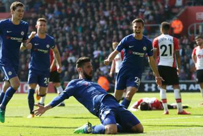 Giroud: Playing at Wembley is like playing in my garden