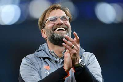 Jurgen Klopp admits Liverpool needed luck to overcome Roma