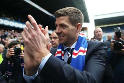 Steven Gerrard has learned fast and drawn a response