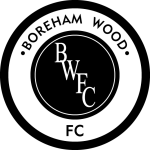Image result for FC BOREHAM WOOD LOGO