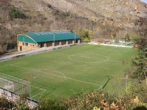 Estadio Isla Anguiano, Anguiano