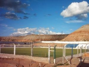 Estadio 1° Enero y Moritan