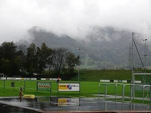 Sportplatz Rheinau, Balzers