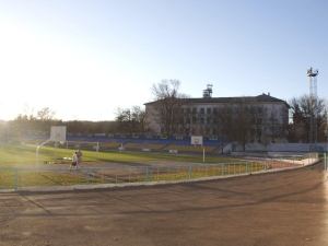 Stadion Shakhty Zhovtneva, Kryvyi Rih (Krivoj Rog)