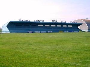 Stadion FC MSA Dolní Benešov