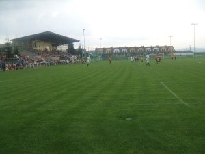 Stadion FK Mohelnice, Mohelnice