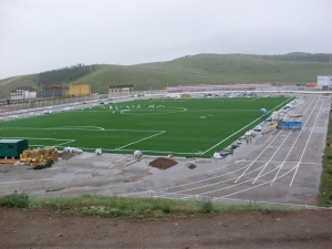 Erdenet Stadium, Erdenet