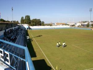 Estádio da Medideira, Amora