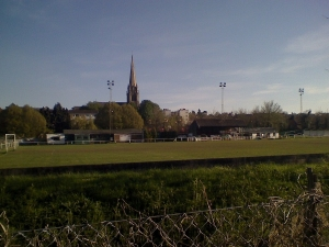 Meadowbank Stadium, Dorking, Surrey