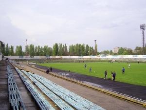 Stadion Elektrometalurh-NFZ, Nikopol'