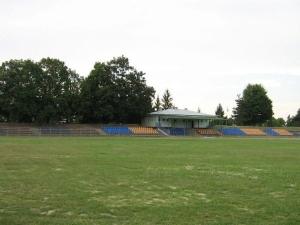 Stadion Filip Totyu, Dve mogili