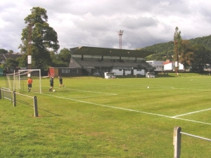 Netherdale Football Ground, Galashiels