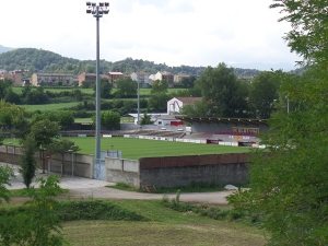 Camp Municipal d'Olot