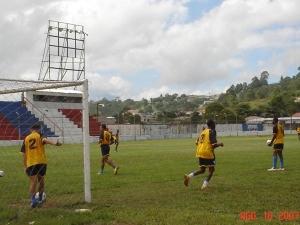 Estadio Sergio Antonio Reyes