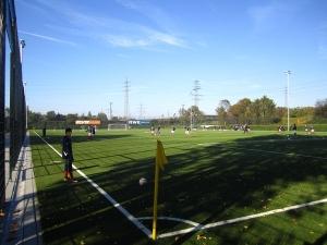 Kunstrasen Nebenplatz Stadion Niederrhein