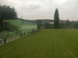 Stadion TJ Lokomotiva Vršovice, Praha