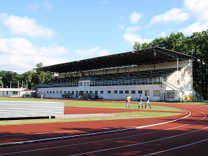 Stadion u Červených domků