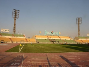 Arab Contractors Stadium (Osman Ahmed Osman Stadium), al-Qāhirah (Cairo)