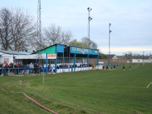 Barton Stadium, Winsford, Cheshire