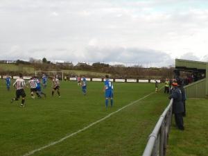 Gwalchmai FC Ground