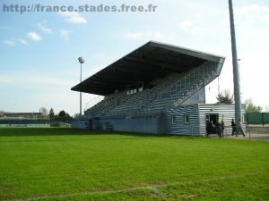 Stade Hector Rolland, Moulins