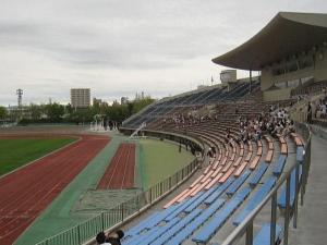 Akita Yabase Stadium, Akita