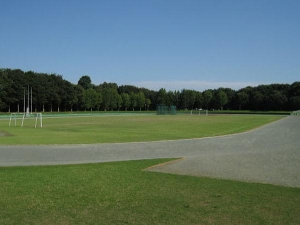 Mound Sports Park Athletics Stadium, Oyama