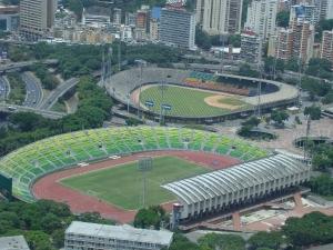 Estadio Olímpico de la UCV, Caracas