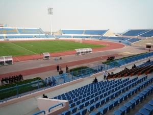 New Suez Stadium, as-Suways (Suez)