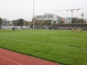 Sportanlage Utogrund, Zürich