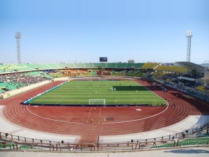 Egyptian Army Stadium, Suez