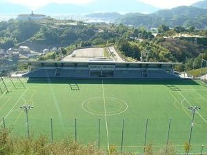 Maruyama Park Football Stadium, Uwajima