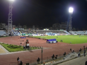 Alexandria Stadium, Al-Iskandarîah (Alexandria)