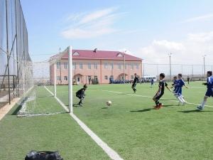 Futbol Ortalığı BÏİK Artificial Field, Şımkent (Shymkent)