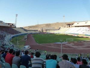 Yadegar-e-Emam Stadium, Tabrīz (Tabriz)