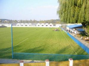 Sportovni areal v Chrastecke ulice