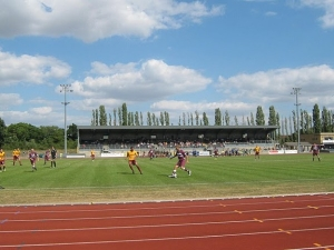Chelmsford Sport & Athletics Centre, Chelmsford, Essex