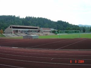 Donau-Wald-Stadion, Deggendorf